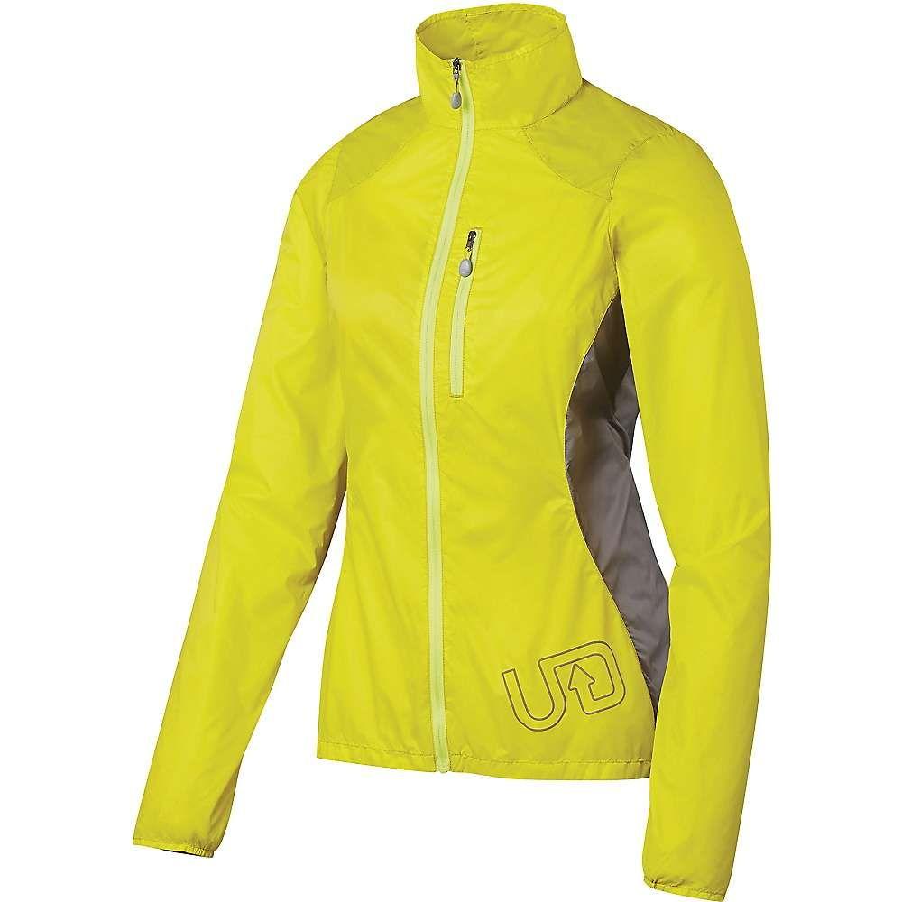 アルティメイト ディレクション Ultimate Direction レディース ランニング・ウォーキング アウター【Marathon Shell Jacket】Acid