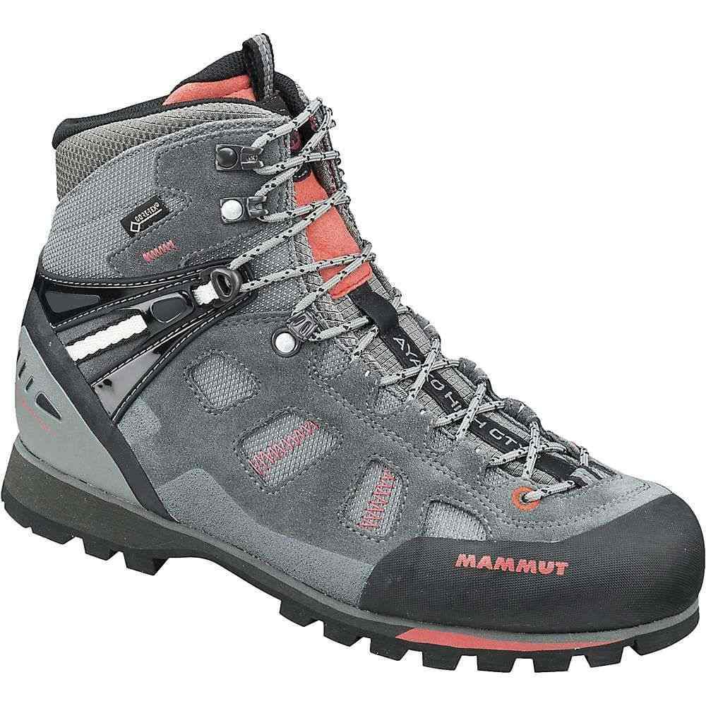 マムート Mammut レディース ハイキング・登山 シューズ・靴【Ayako High GTX Boot】Grey / Dark Barberry