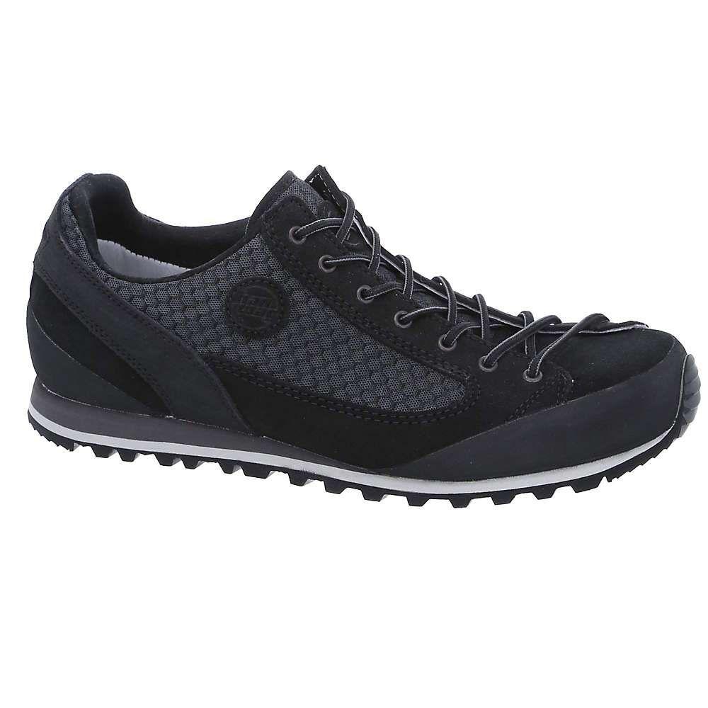 ハンワグ Hanwag メンズ ハイキング・登山 シューズ・靴【Salt Rock Shoe】Black / Anthracite