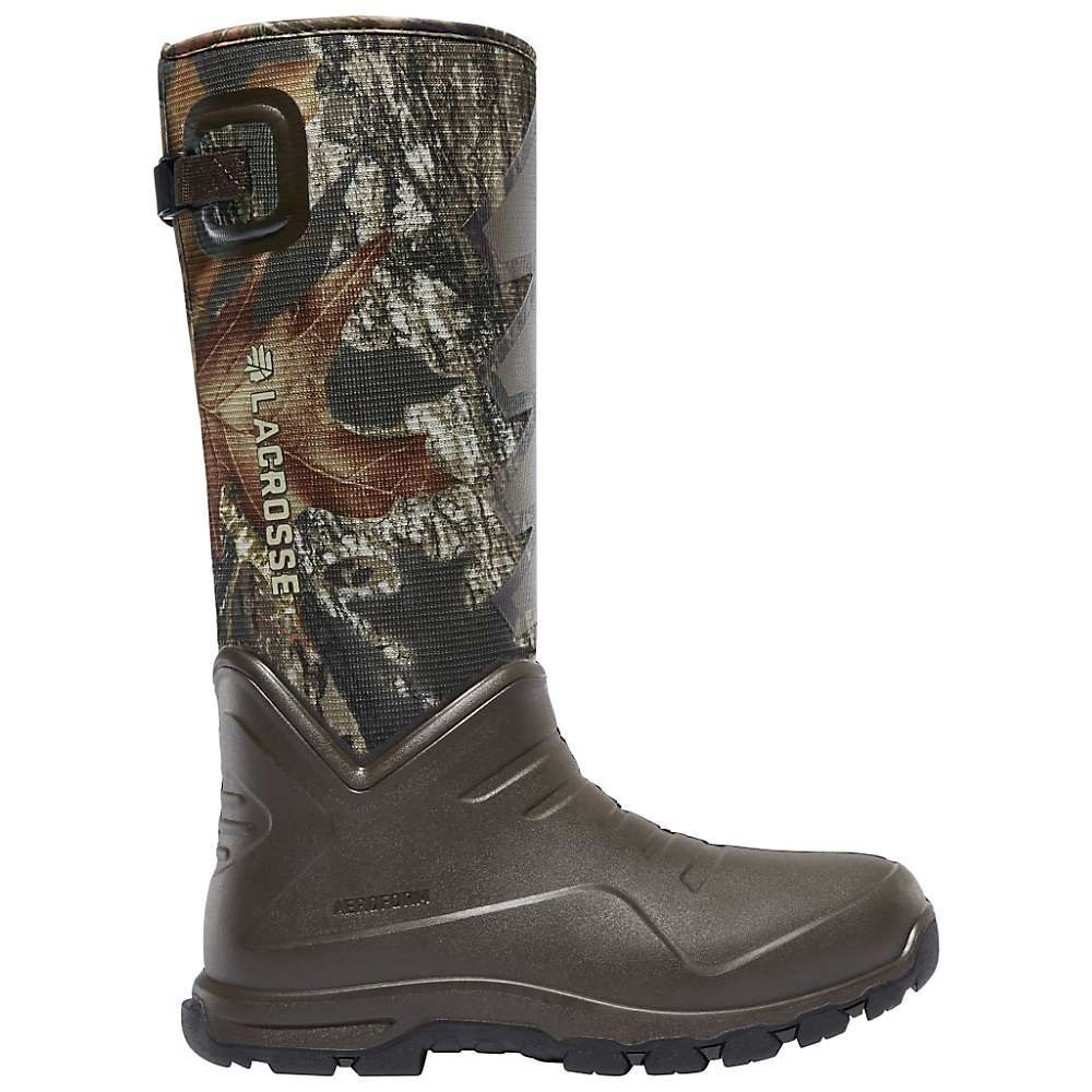 ラクロッセ Lacrosse メンズ ハイキング・登山 シューズ・靴【Aerohead Sport Snake 16 Inch Boot】Mossy Oak Break-Up Country