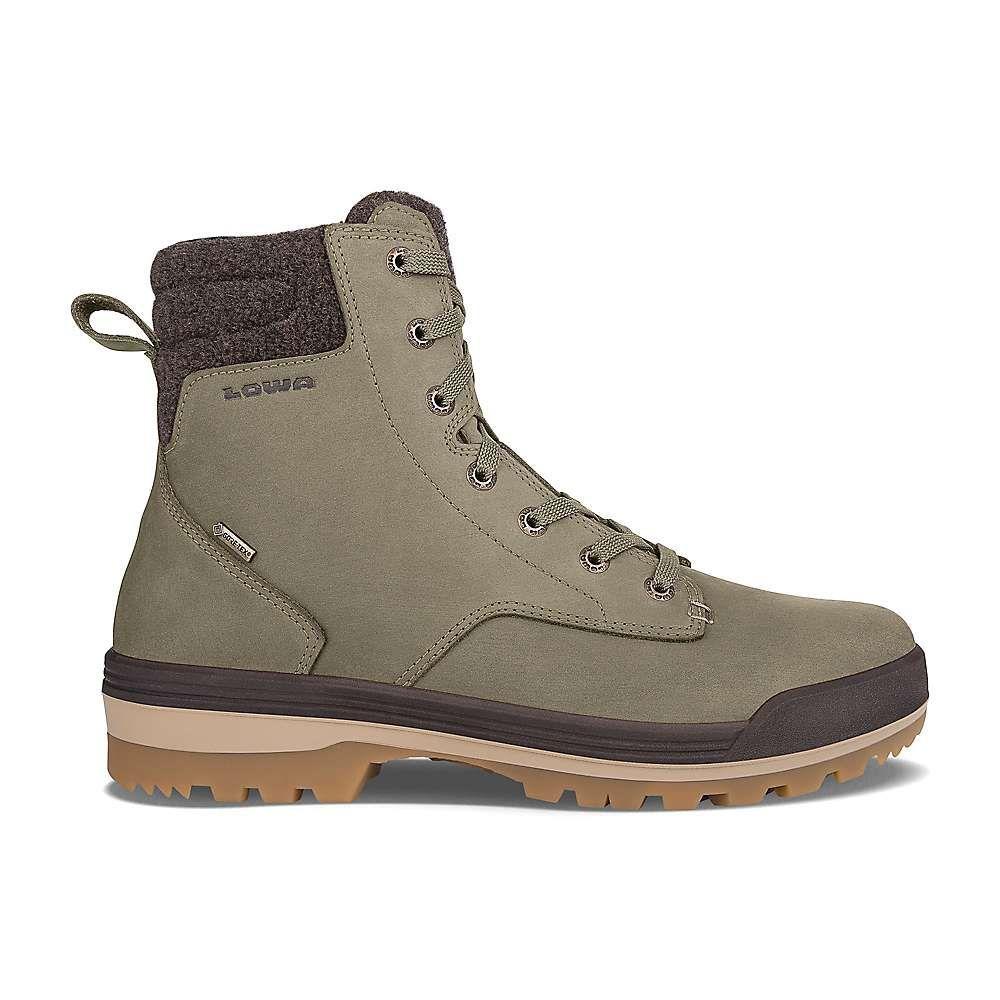 ローバー Lowa Boots メンズ ハイキング・登山 シューズ・靴【Lowa Oslo II GTX Mid Boot】Olive/Dark Brown