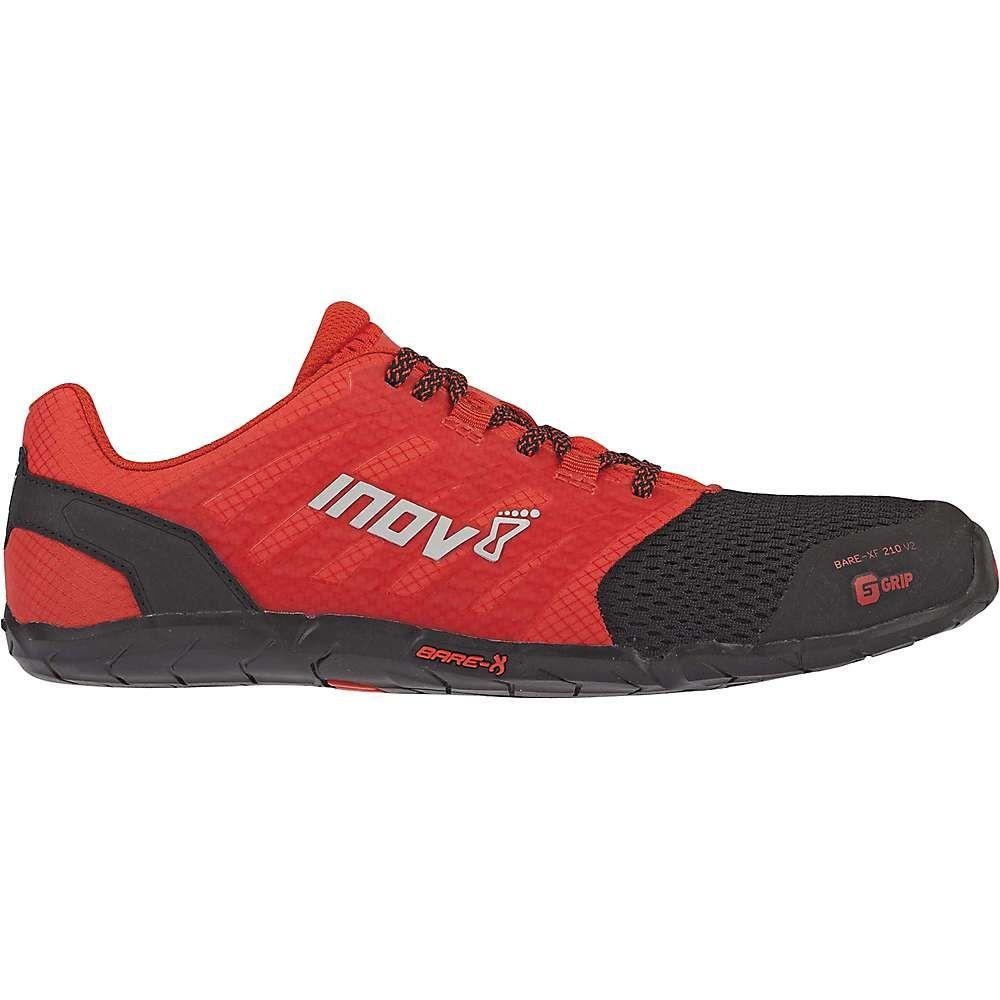 イノヴェイト Inov8 メンズ ランニング・ウォーキング シューズ・靴【Bare-XF 210 V2 Shoe】Black / Red