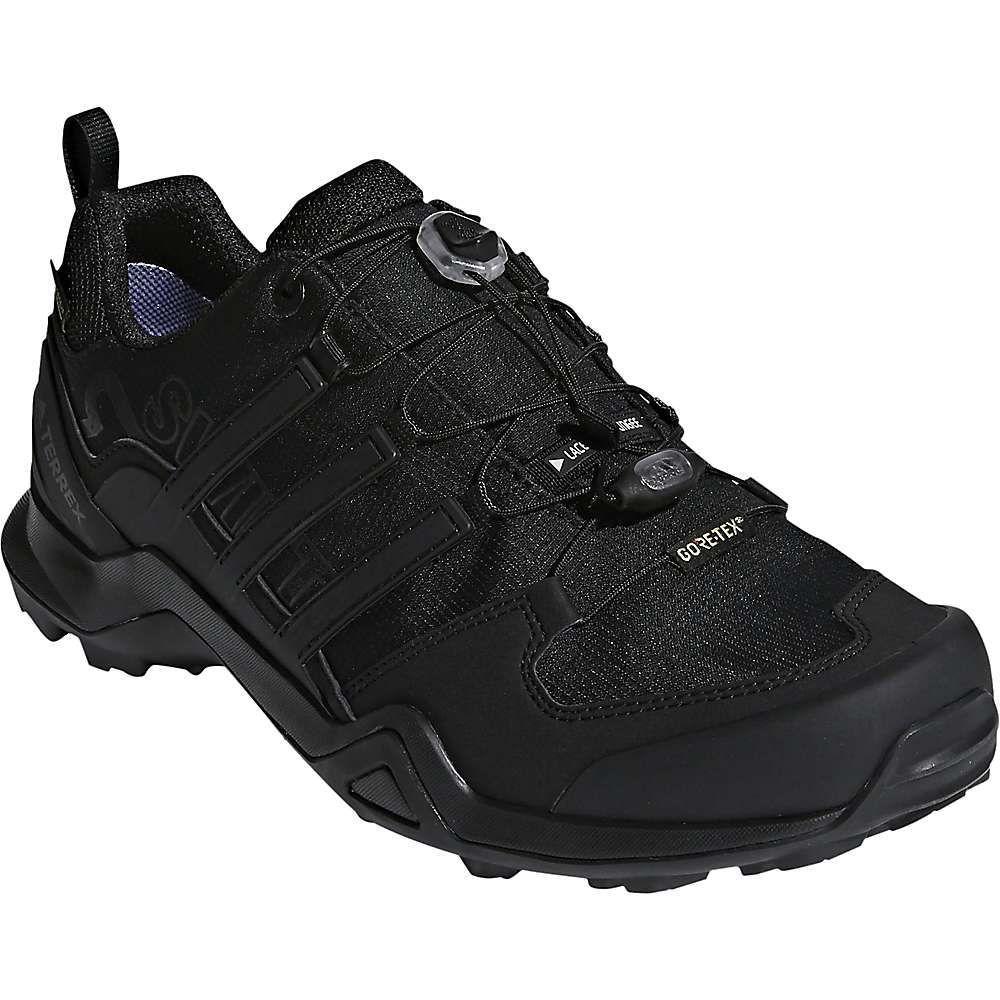 アディダス Adidas メンズ ハイキング・登山 シューズ・靴【Terrex Swift R2 GTX Shoe】Black / Black / Black