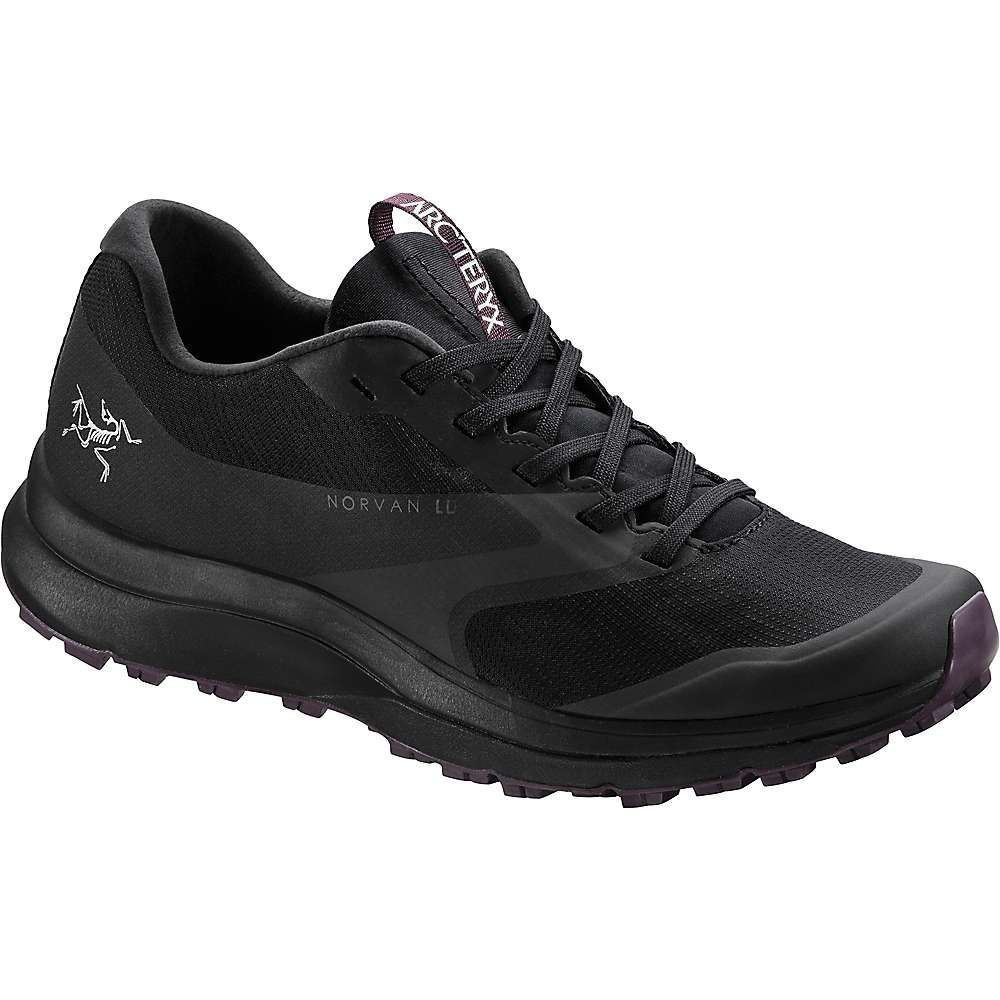 アークテリクス Arcteryx レディース ランニング・ウォーキング シューズ・靴【Arc'teryx Norvan LD GTX Shoe】Black / Purple Reign