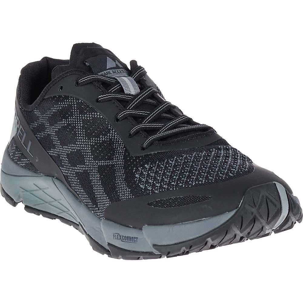 メレル Merrell メンズ ランニング・ウォーキング シューズ・靴【Bare Access Flex E-Mesh Shoe】Black