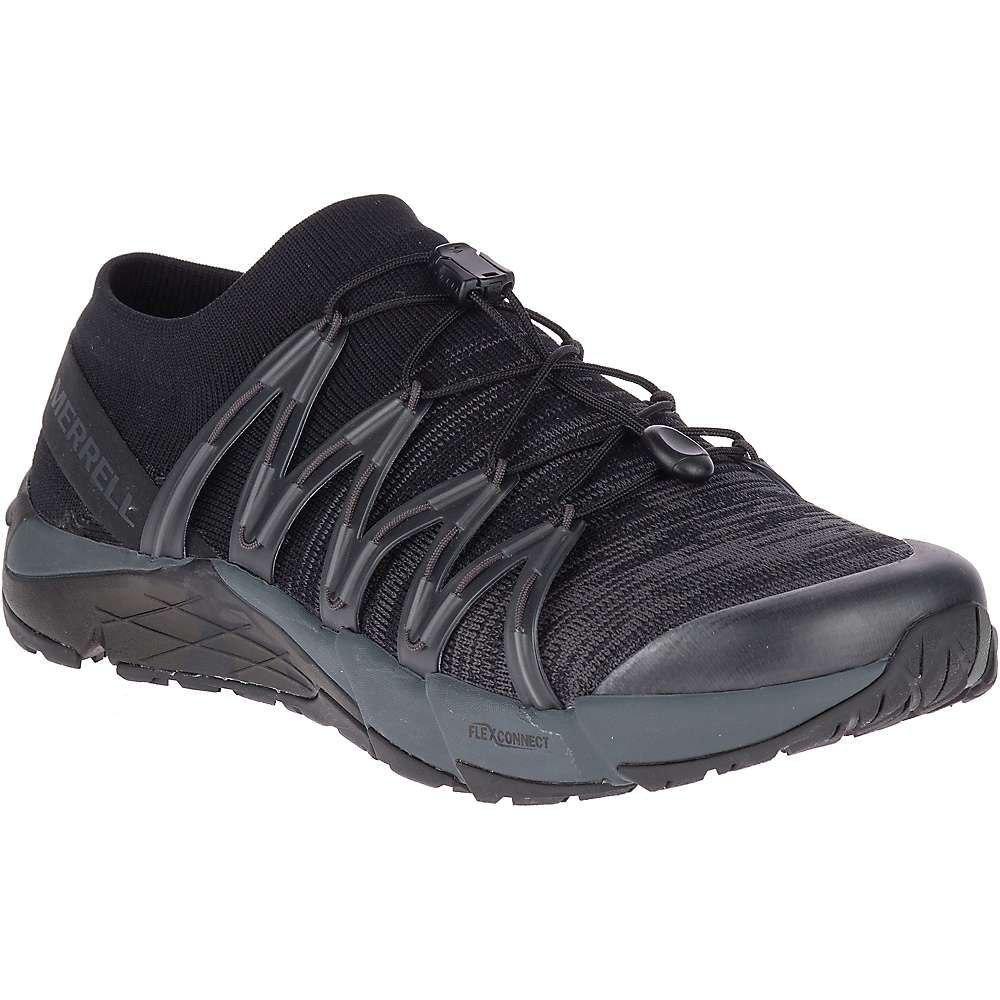 メレル Merrell メンズ ランニング・ウォーキング シューズ・靴【Bare Access Flex Knit Shoe】Black F