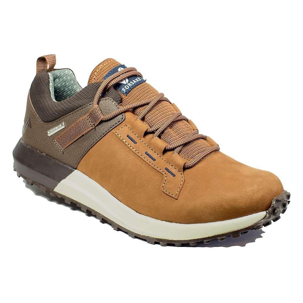 フォーセイク Forsake メンズ ハイキング・登山 シューズ・靴【Range Low Shoe】Brown/Tan