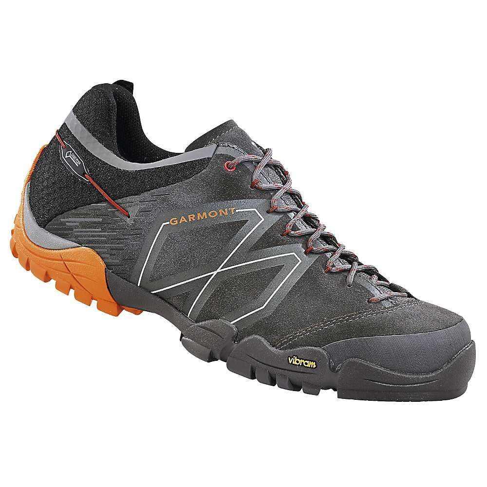 ガルモント Garmont メンズ ハイキング・登山 シューズ・靴【Sticky Stone GTX Shoe】Dark Grey / Orange
