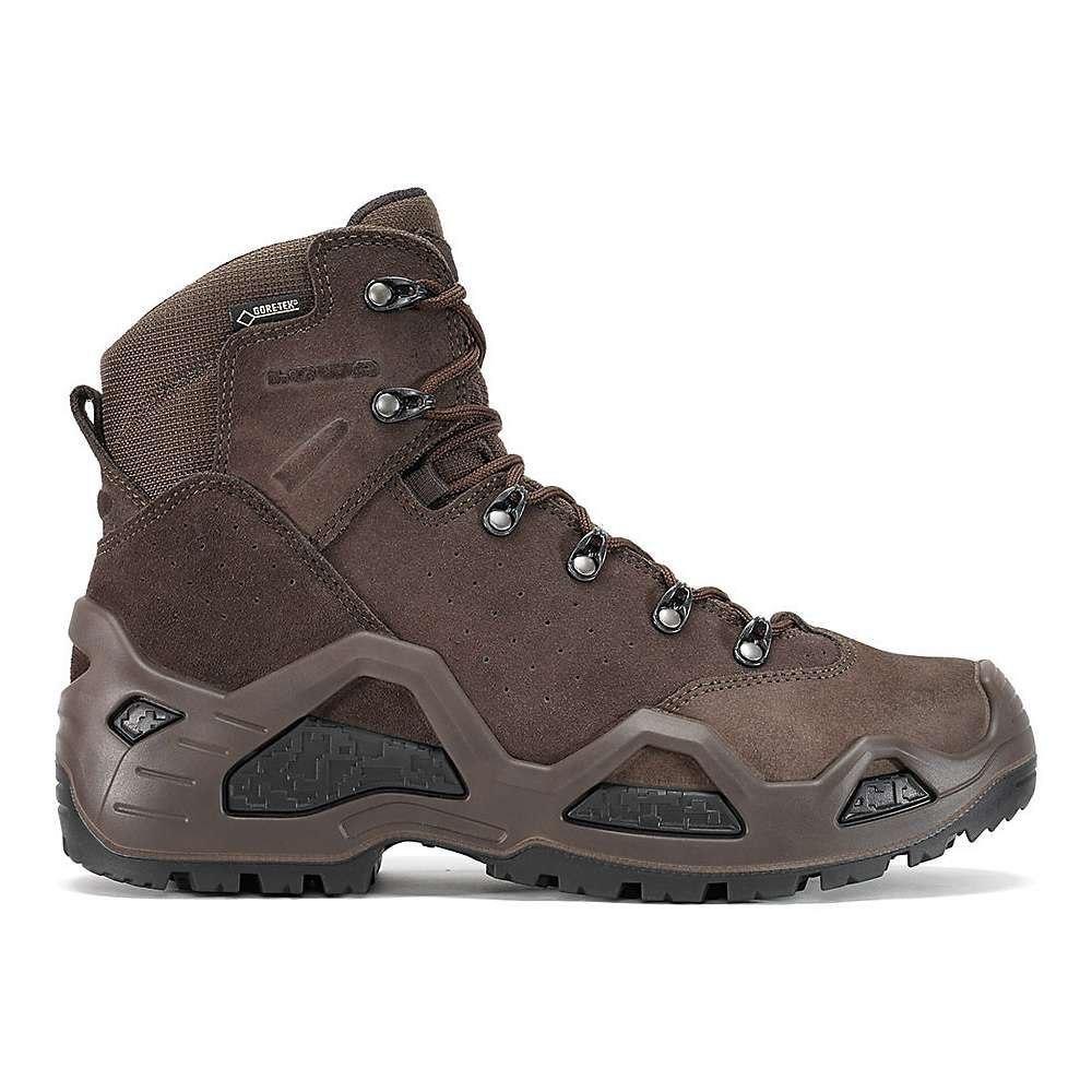 ローバー Lowa Boots メンズ ハイキング・登山 シューズ・靴【Lowa Z-6s GTX Boot】Dark Brown