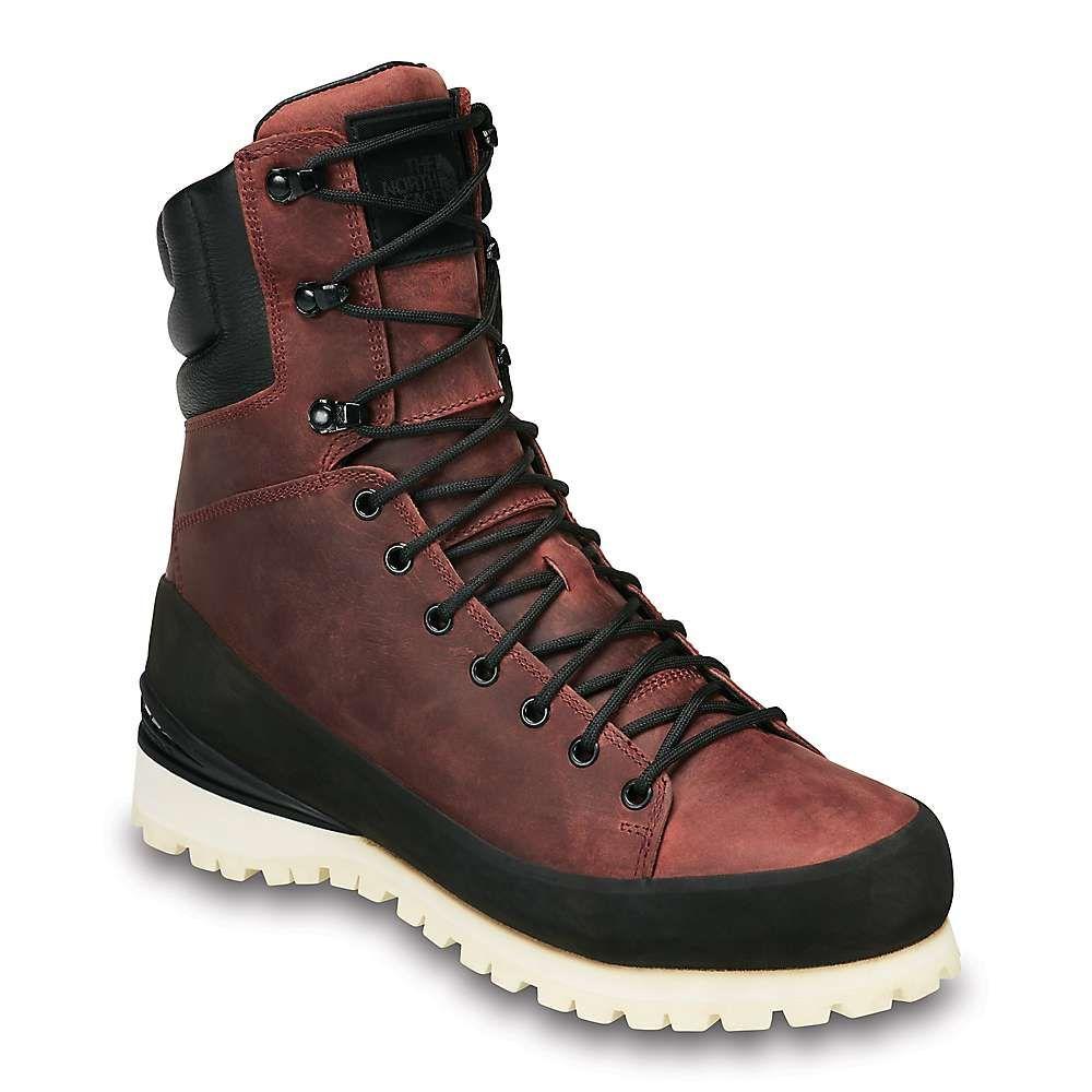 ザ ノースフェイス The North Face メンズ ハイキング・登山 シューズ・靴【Cryos Waterproof Boot】Burgundy / TNF Black