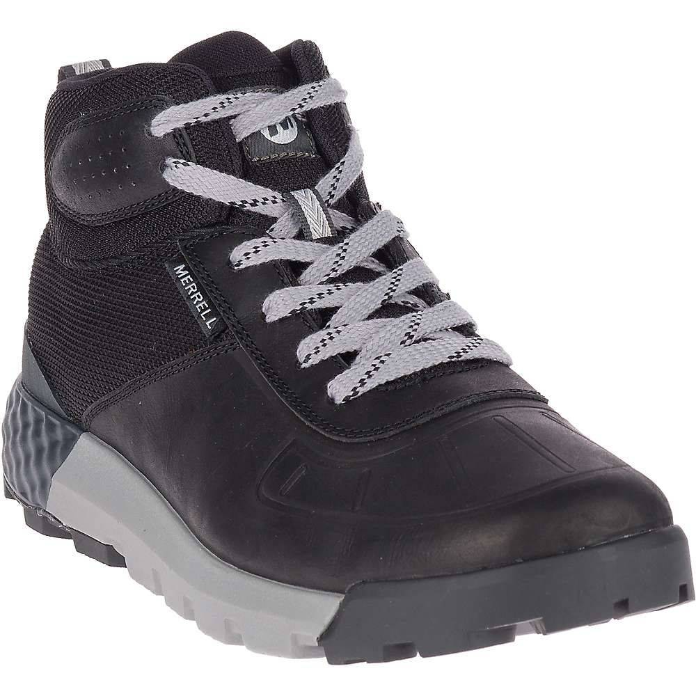 メレル Merrell メンズ ハイキング・登山 シューズ・靴【Convoy Mid AC+ Shoe】Black