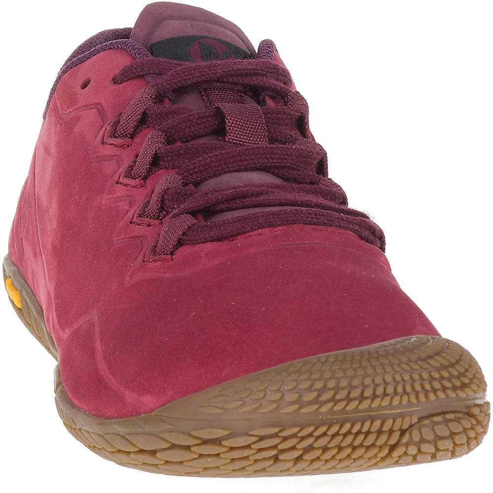 メレル Merrell レディース ハイキング・登山 シューズ・靴【Vapor Glove 3 Luna Leather Shoe】Pomegranate