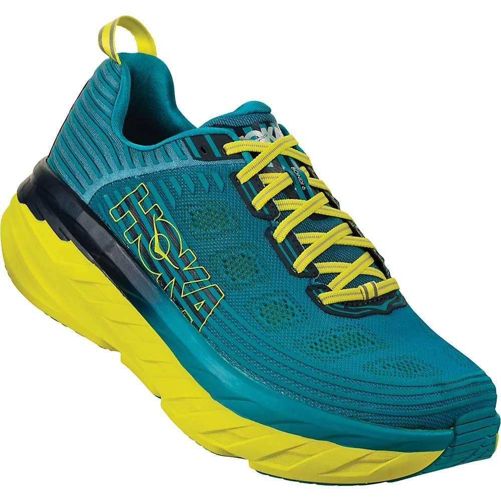 ホカ オネオネ Hoka One One メンズ ランニング・ウォーキング シューズ・靴【Bondi 6 Shoe】Carribean Sea / Storm Blue