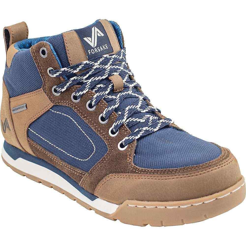 フォーセイク Forsake メンズ ハイキング・登山 シューズ・靴【Clyde II Boot】Brown/Navy