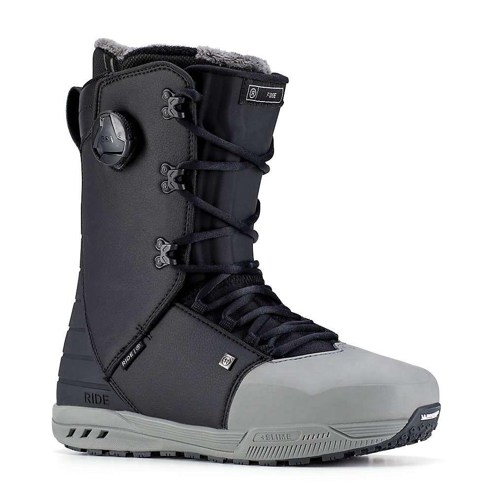 ライド Ride メンズ スキー・スノーボード シューズ・靴【Fuse Snowboard Boot】Black