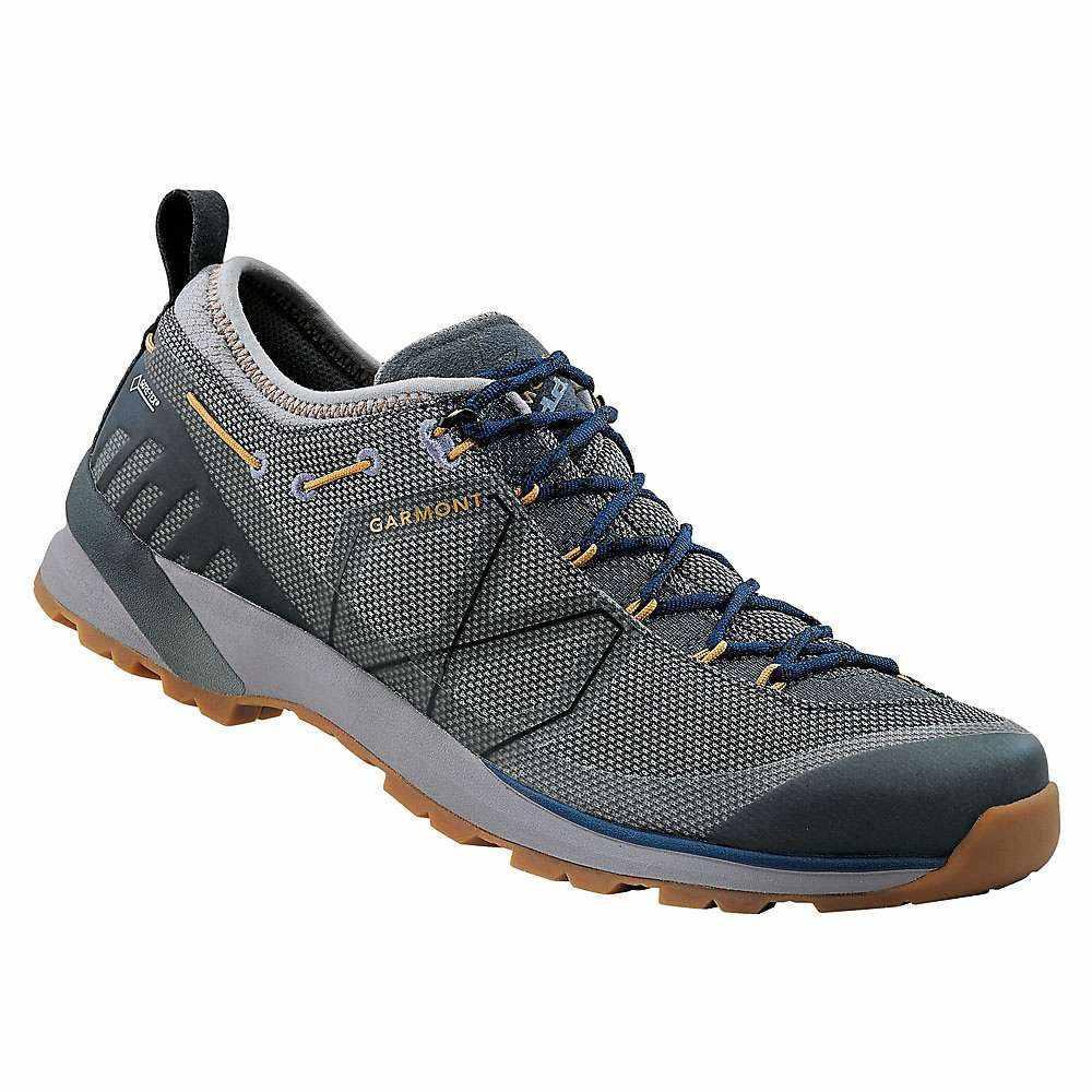 ガルモント Garmont メンズ ハイキング・登山 シューズ・靴【Karakum Low GTX Shoe】Blue / Grey