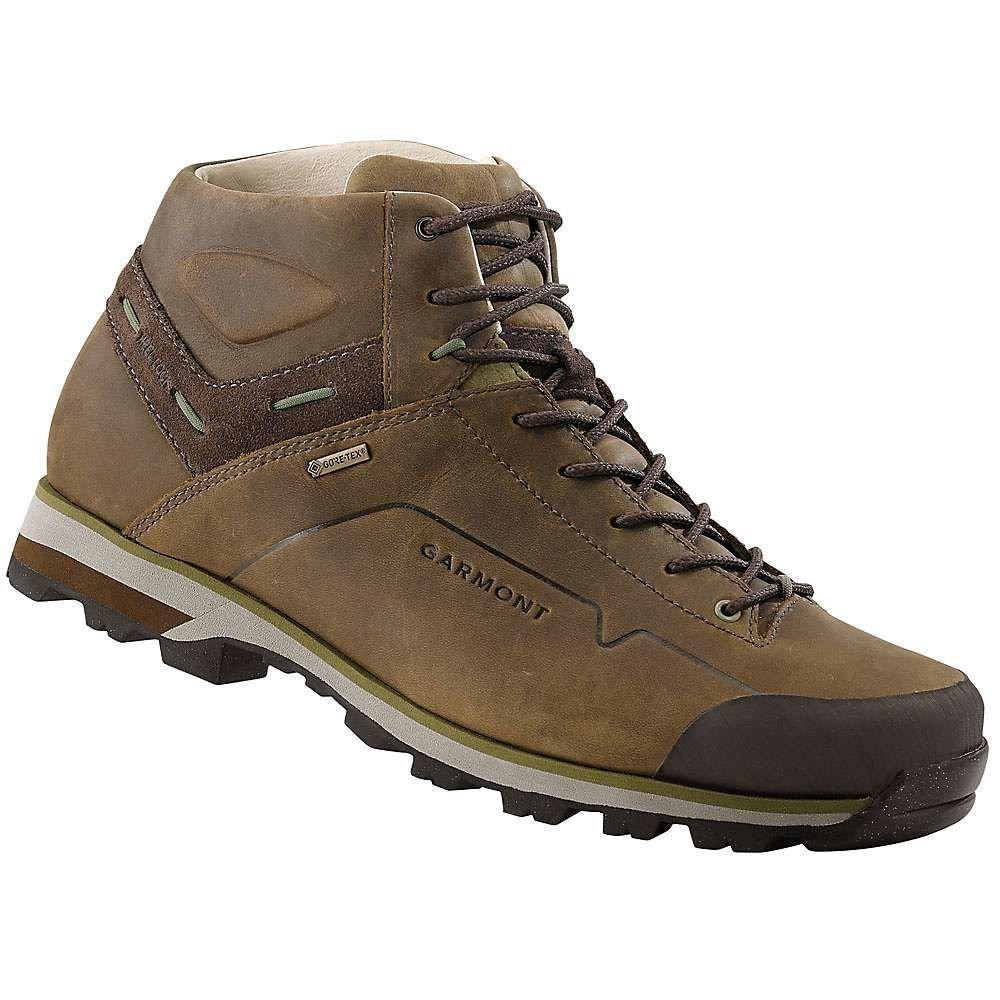 ガルモント Garmont メンズ ハイキング・登山 シューズ・靴【Miguasha Nubuck GTX A.G. Shoe】Brown / Green