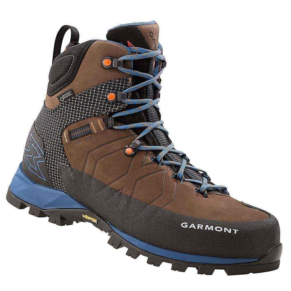 ガルモント Garmont メンズ ハイキング・登山 シューズ・靴【Toubkal GTX Boot】Dark Brown / Blue