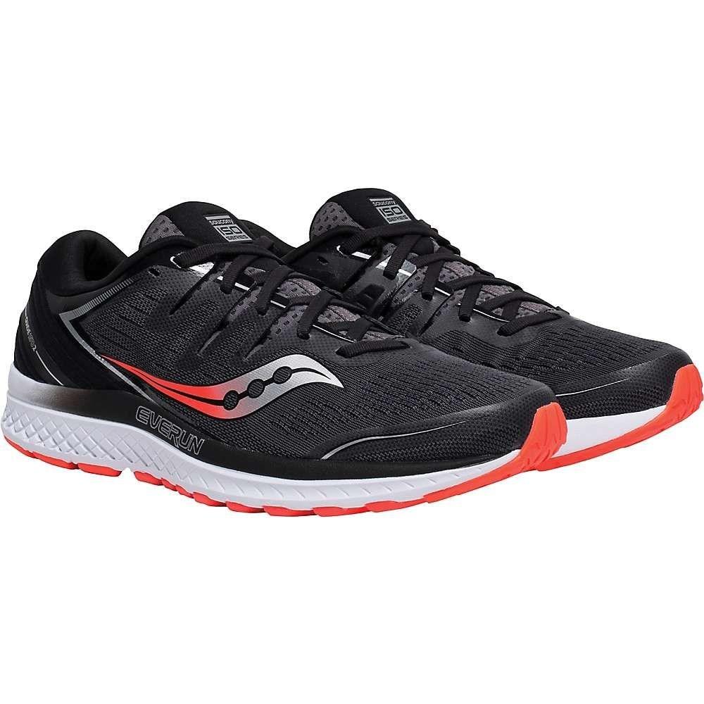 サッカニー Saucony メンズ ランニング・ウォーキング シューズ・靴【Guide ISO 2 Shoe】Black/Grey