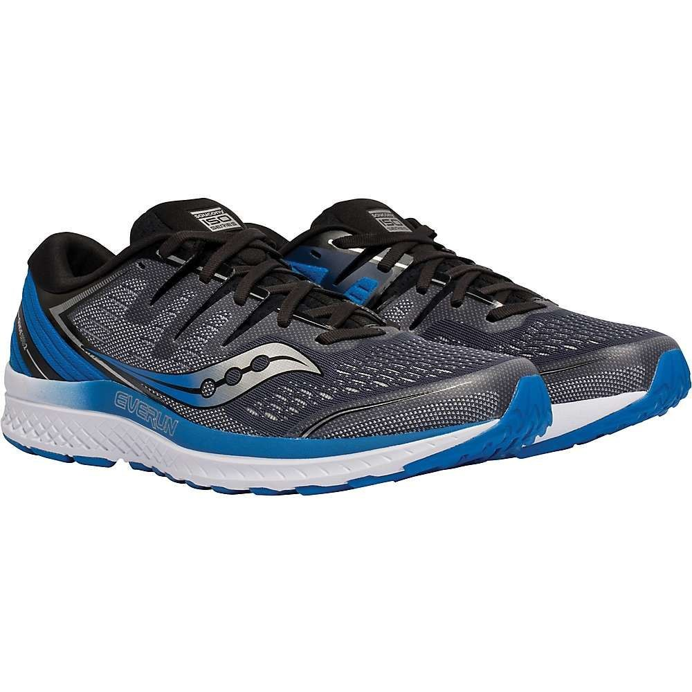 サッカニー Saucony メンズ ランニング・ウォーキング シューズ・靴【Guide ISO 2 Shoe】Sla/Blue