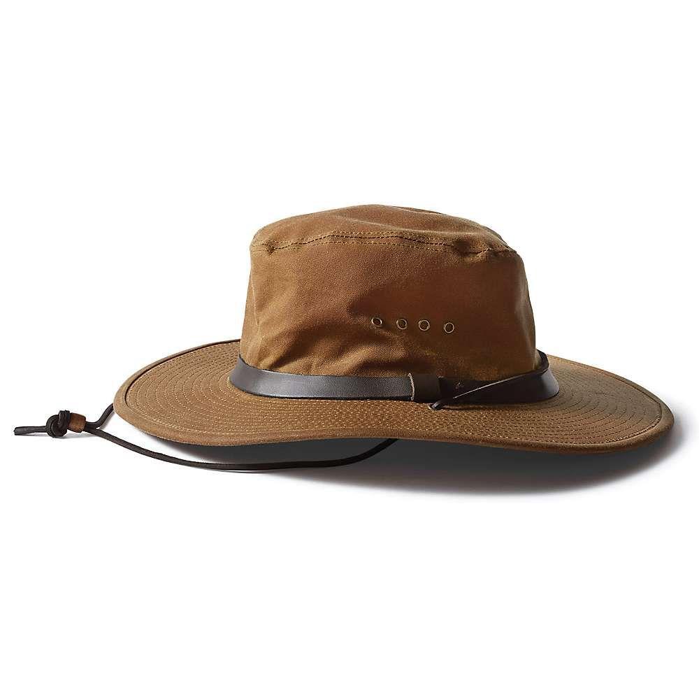 フィルソン Filson メンズ 帽子 ハット【Tin Bush Hat】Dark Tan