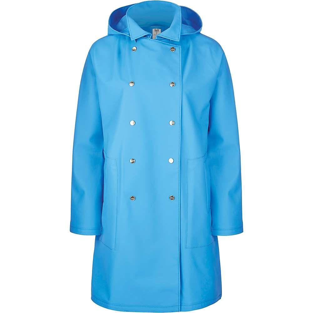 66ノース 66North レディース アウター レインコート【Laugavegur Rain Coat】Blue Sea