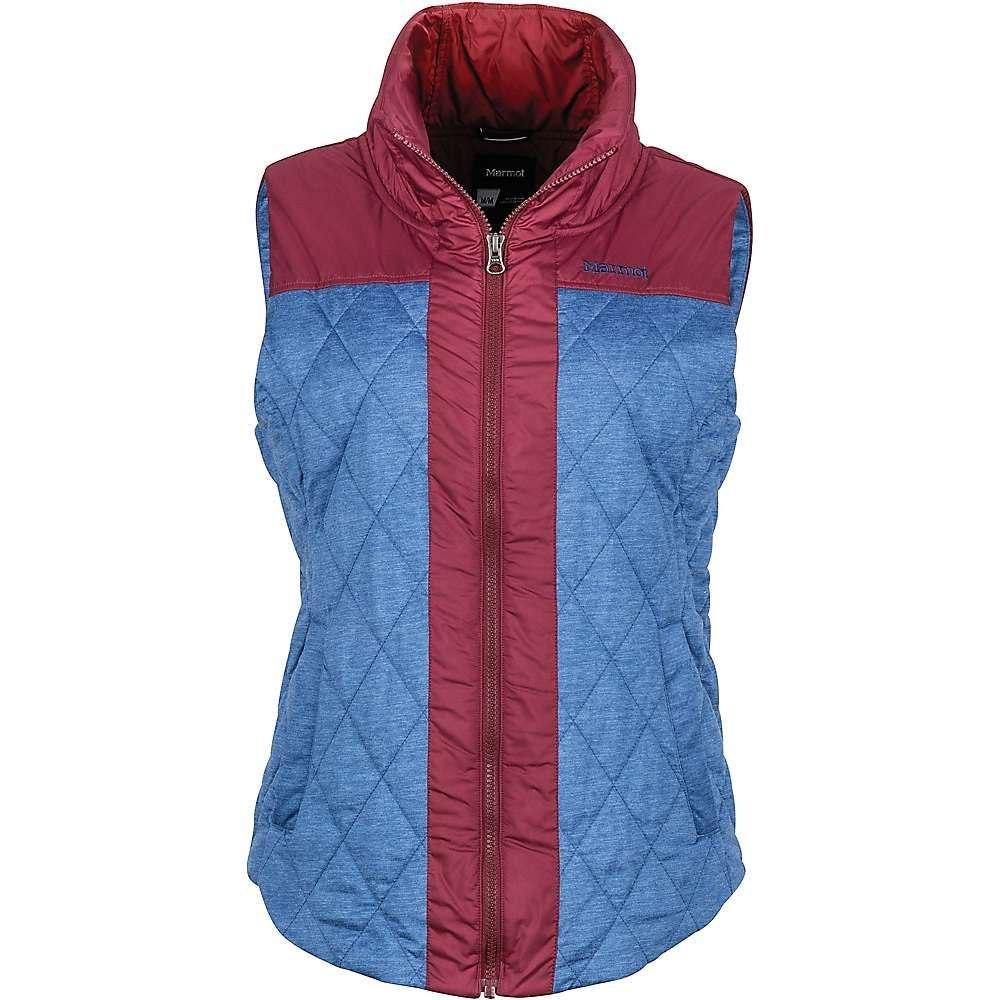 マーモット Marmot レディース トップス ベスト・ジレ【Abigal Vest】Sailor Heather / Port