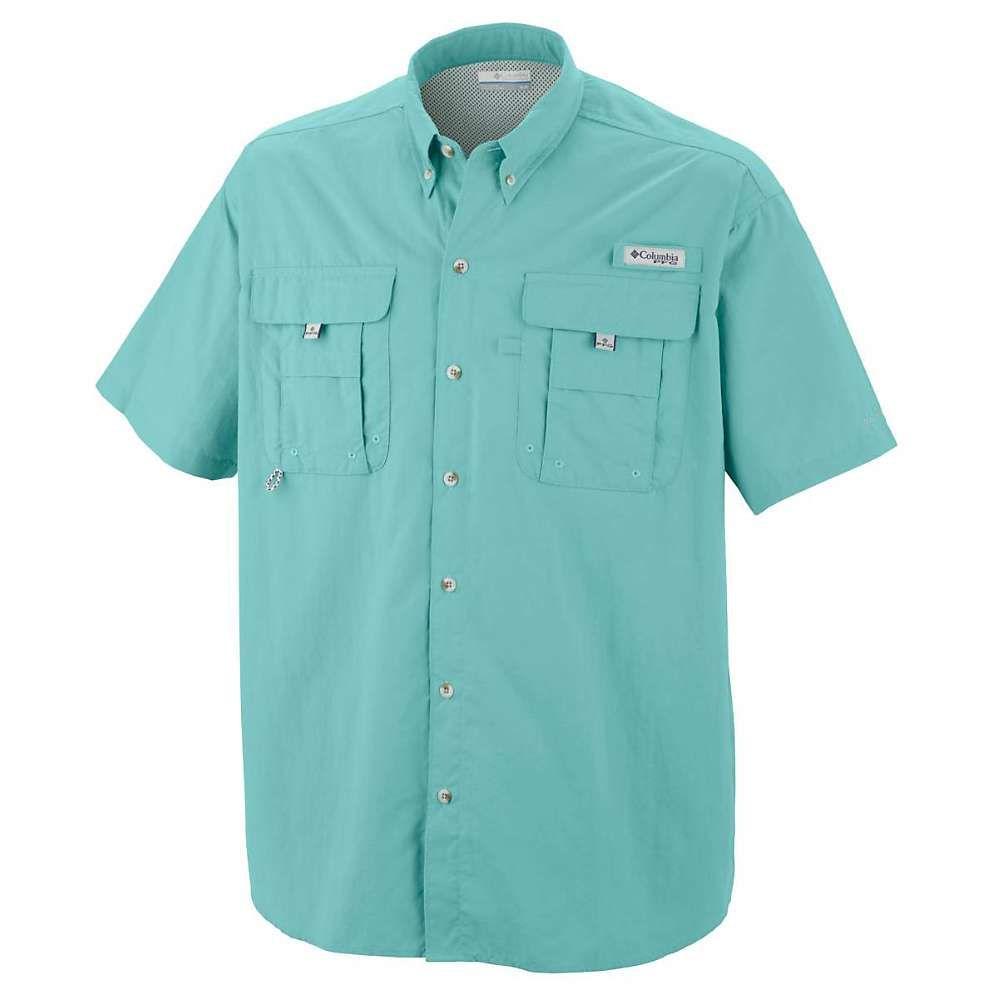 【激安大特価!】  コロンビア Columbia メンズ メンズ ハイキング・登山 Stream トップス【Bahama II SS Shirt】Gulf Shirt】Gulf Stream, ウォールデコレーションストア:f82d2eba --- canoncity.azurewebsites.net