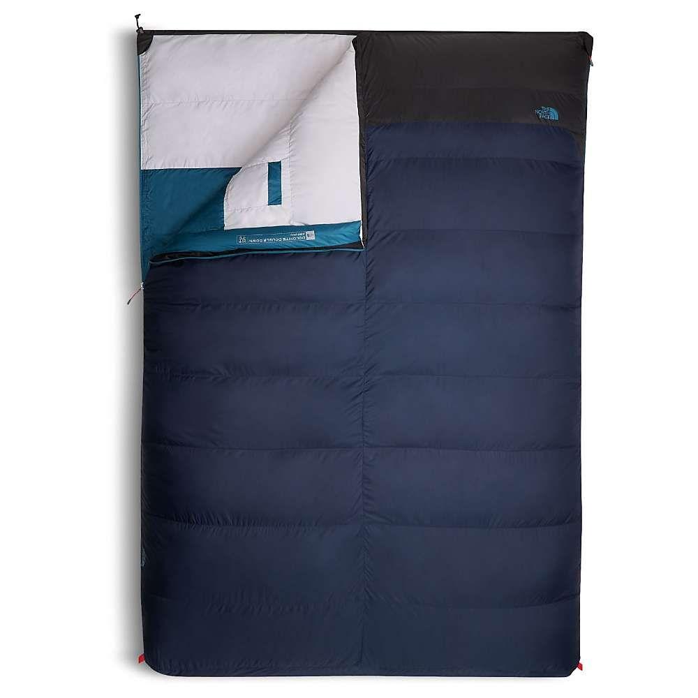 ザ ノースフェイス The North Face ユニセックス ハイキング・登山【Dolomite Double Down 20F / -7C Sleeping Bag】Cosmic Blue/Asphalt Grey