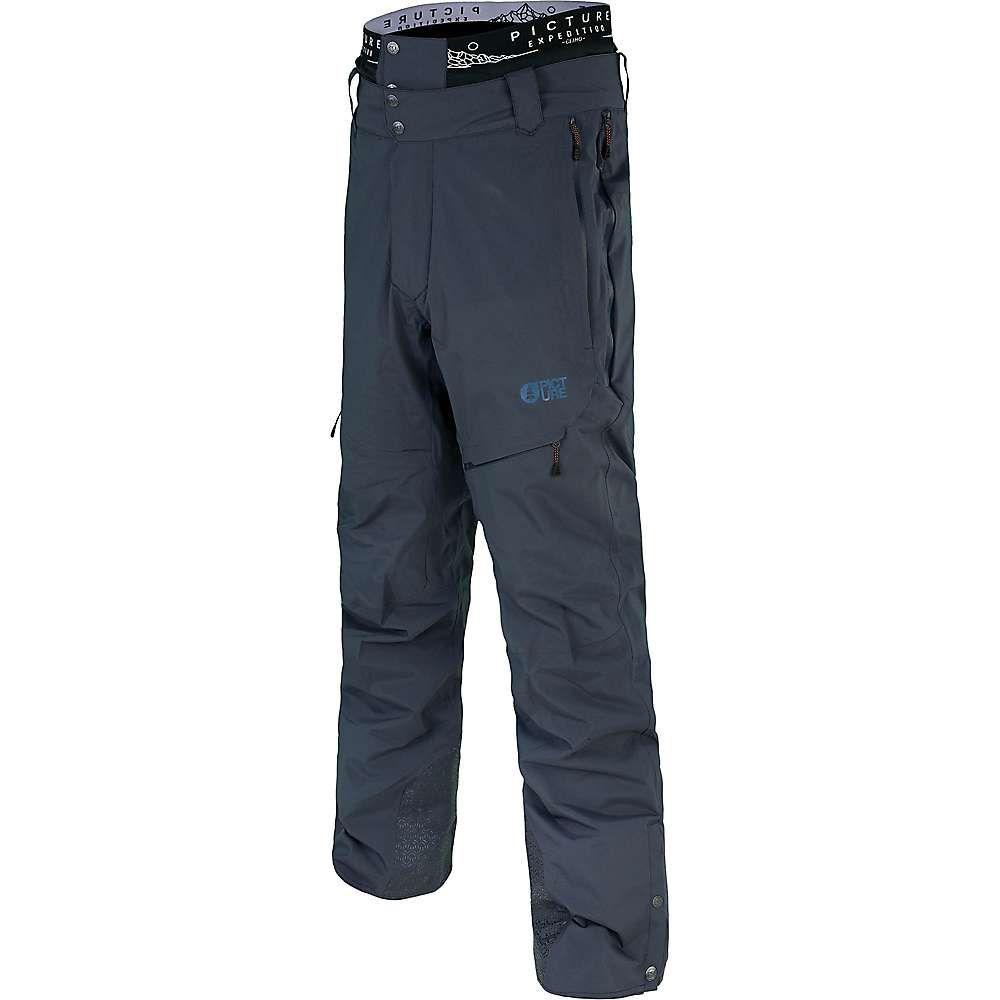 ピクチャー Picture メンズ スキー・スノーボード ボトムス・パンツ【Naikoon Pant】Full Dark Blue