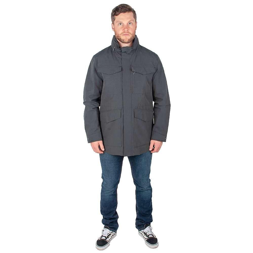 ペンドルトン Pendleton メンズ ハイキング・登山 トップス【Clyde Hill Coat】Slate