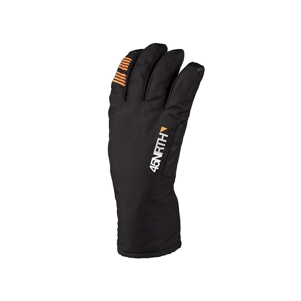 45エヌアールティーエス 45NRTH メンズ 自転車 グローブ【Sturmfist 5 Finger Glove】Black