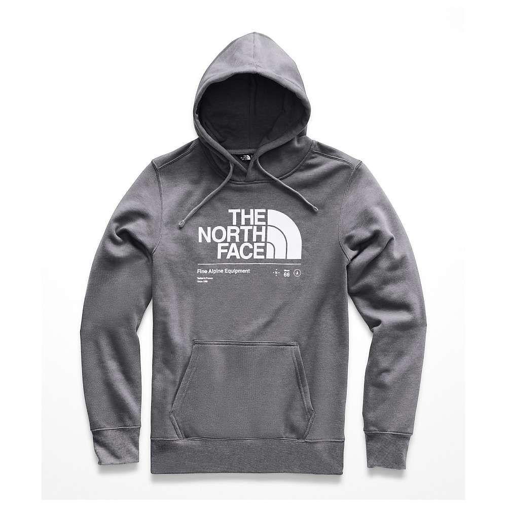 ザ ノースフェイス The North Face メンズ ハイキング・登山 トップス【Half Dome Explore Pullover Hoodie】TNF Medium Grey Heather