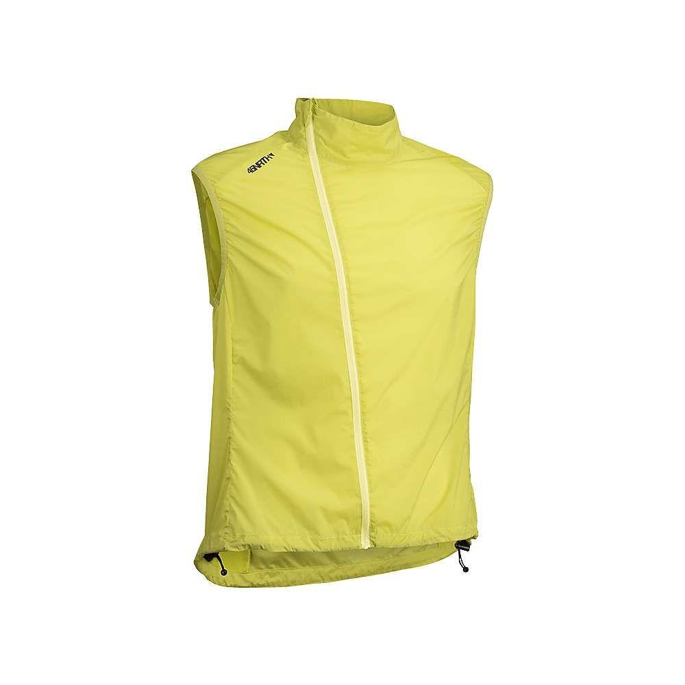45エヌアールティーエス 45NRTH メンズ 自転車 トップス【Torvald Lightweight Vest】Citron