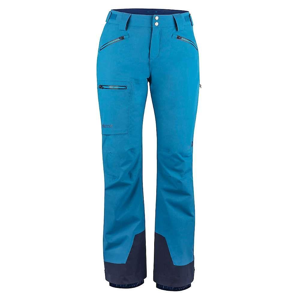 マーモット Marmot レディース ハイキング・登山 ボトムス・パンツ【Refuge Pant】Sapphire