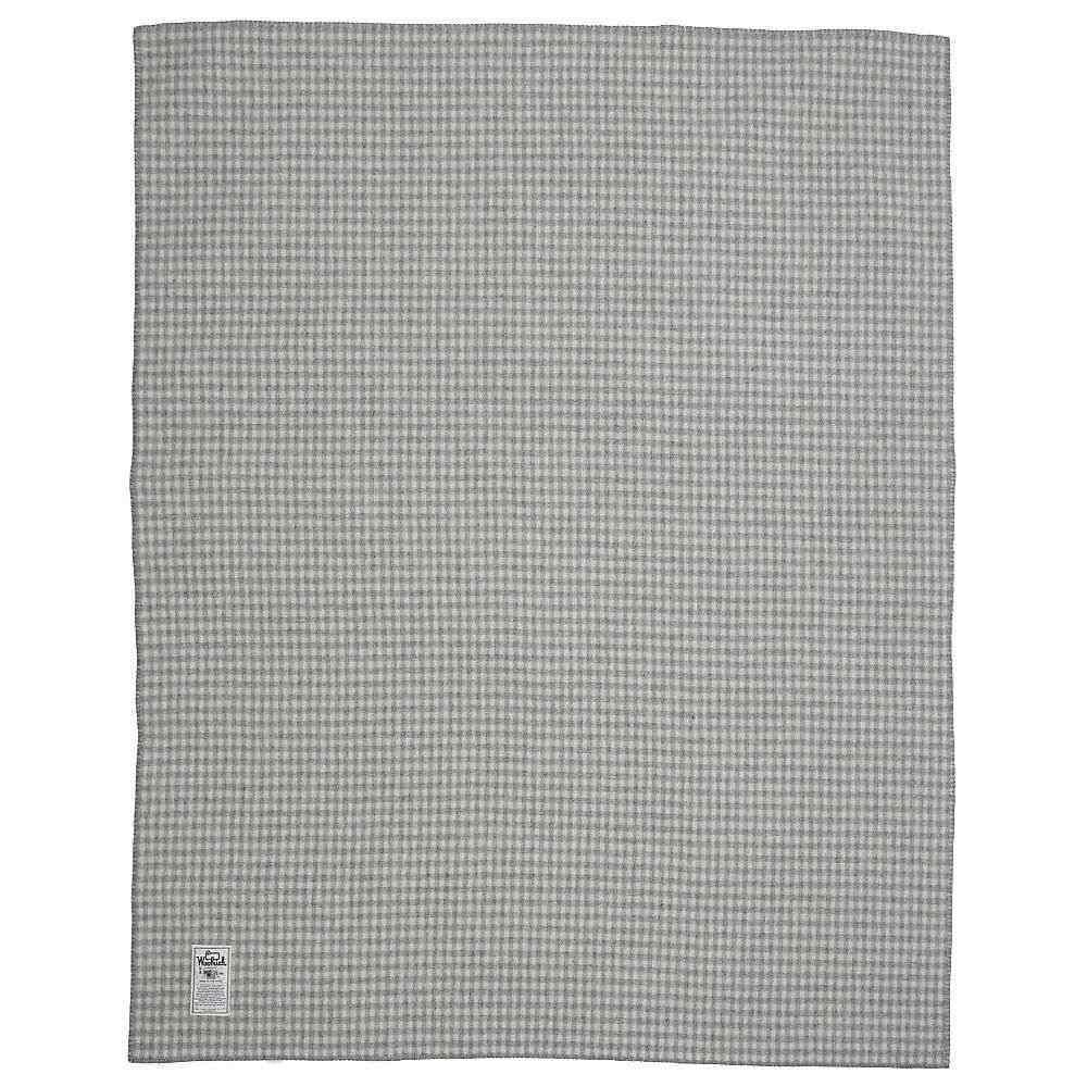 ウールリッチ Woolrich ユニセックス 雑貨【Mini Buffalo Double-Face Wool Blanket】Grey