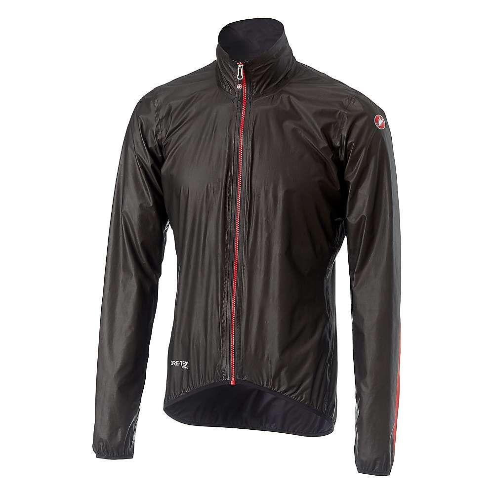 カステリ Castelli メンズ 自転車 アウター【Idro 2 Jacket】Black