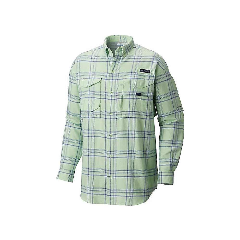 【お気に入り】 コロンビア Columbia メンズ West ハイキング・登山 トップス メンズ【Bonehead Flannel Columbia LS Shirt】Key West Large Plaid, ピアス専門ショップGreen Piercing:3bd3cf48 --- konecti.dominiotemporario.com