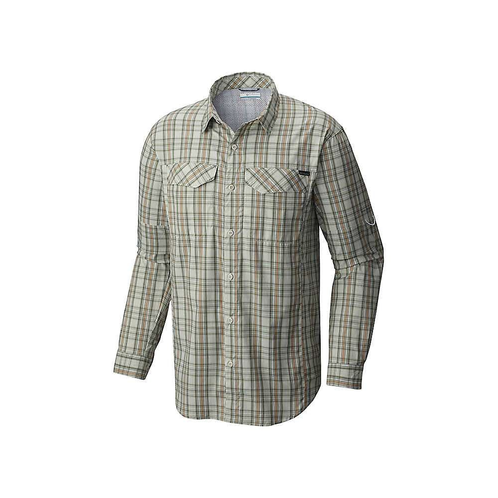 『1年保証』 コロンビア Columbia メンズ ハイキング・登山 LS トップス【Silver Ridge Ridge Plaid Lite Plaid LS Shirt】Safari Plaid, Plus Cherie:acc677b0 --- canoncity.azurewebsites.net