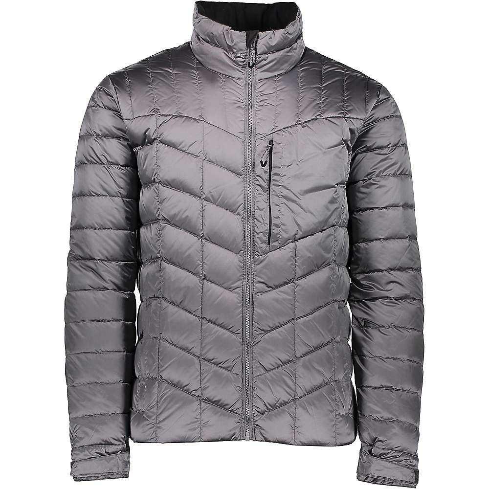オバマイヤー Obermeyer メンズ スキー・スノーボード アウター【Klaus' Insulator Jacket】Zinc Grey