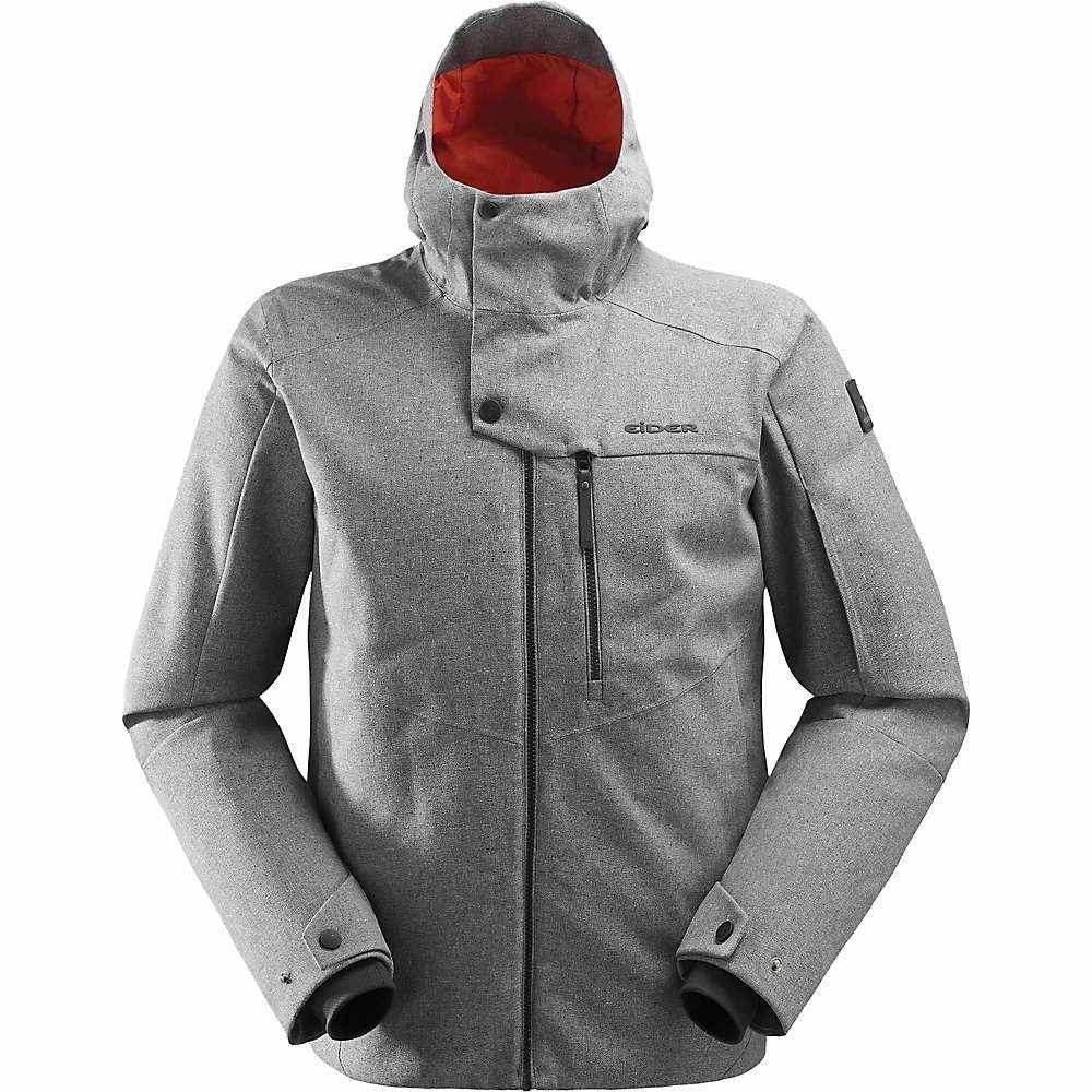アイダー Eider メンズ スキー・スノーボード アウター【The Rocks 2.0 Jacket】Misty Grey
