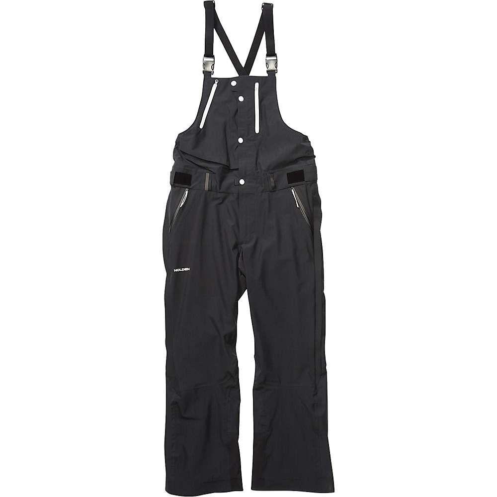 ホールデン Holden メンズ ハイキング・登山 ボトムス・パンツ【Highland Bib】Black
