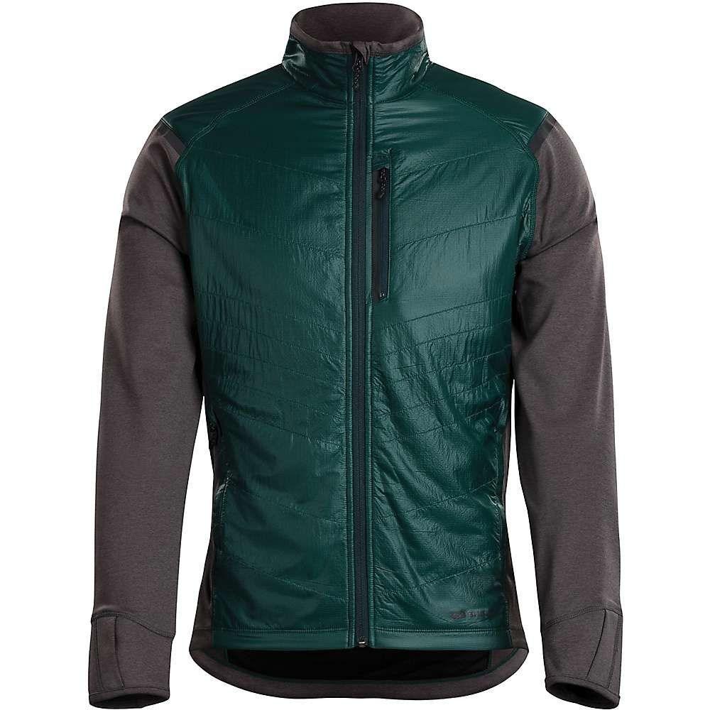 スゴイ Sugoi メンズ 自転車 アウター【Alpha Hybrid Jacket】Pine