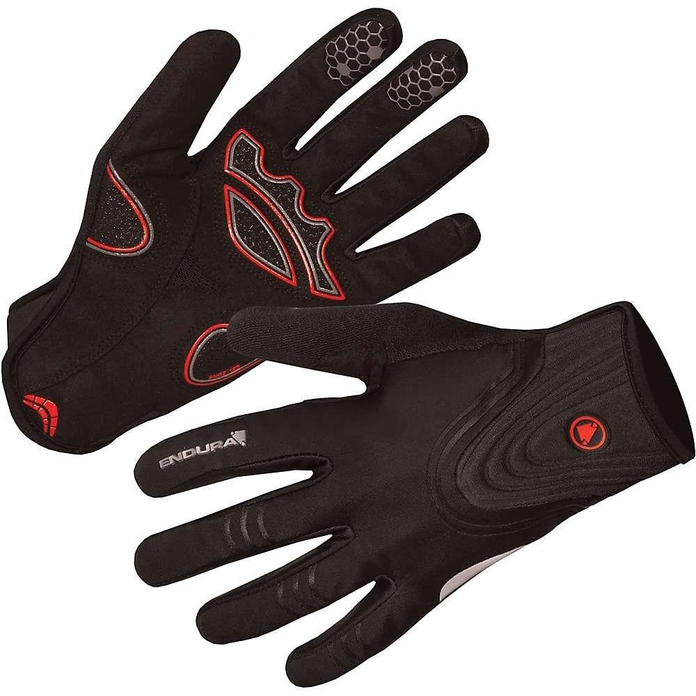 エンデュラ Endura メンズ 自転車 グローブ【Windchill Glove】Black