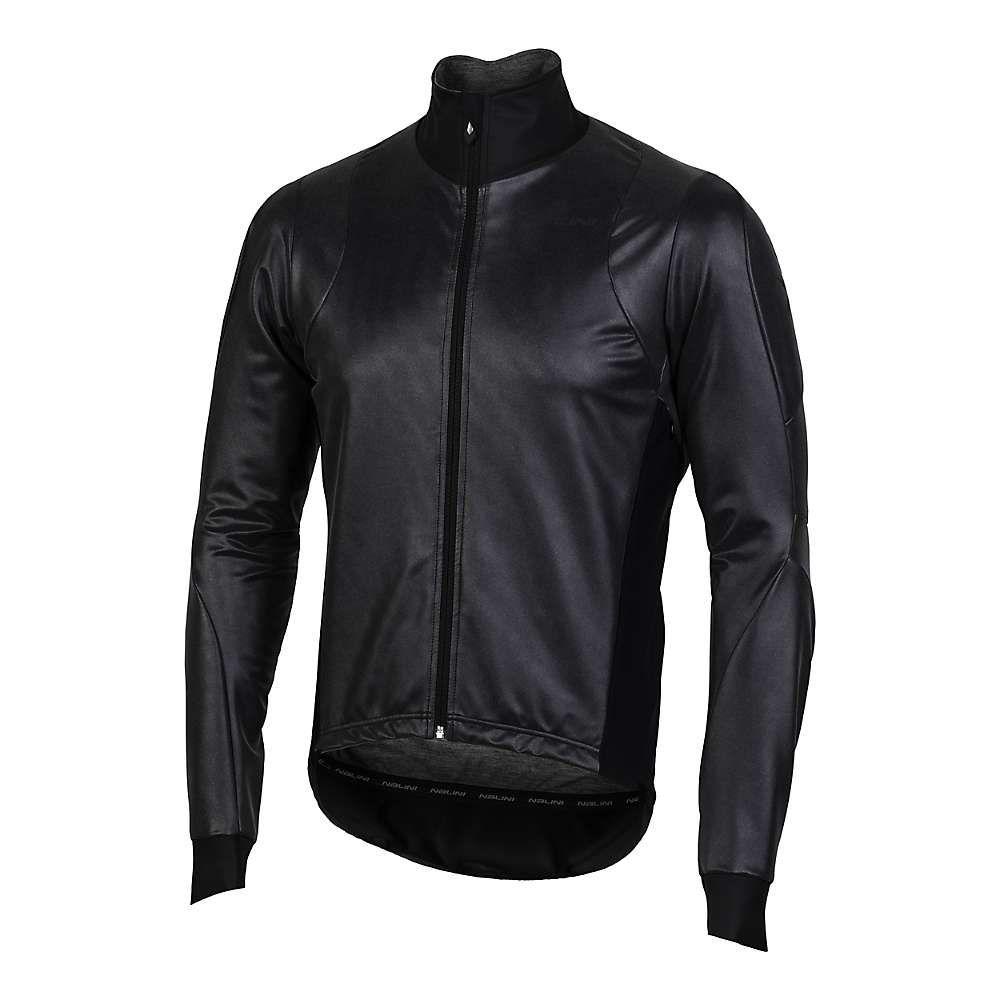ナリーニ Nalini メンズ 自転車 アウター【AHW XWarm Jacket】Black