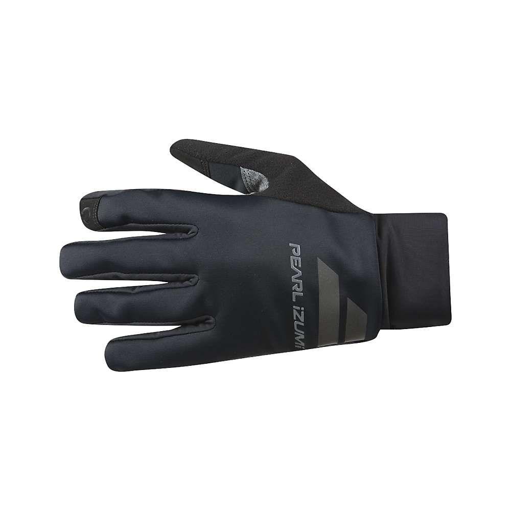 パールイズミ Pearl Izumi メンズ 自転車 グローブ【Escape Softshell Glove】Black