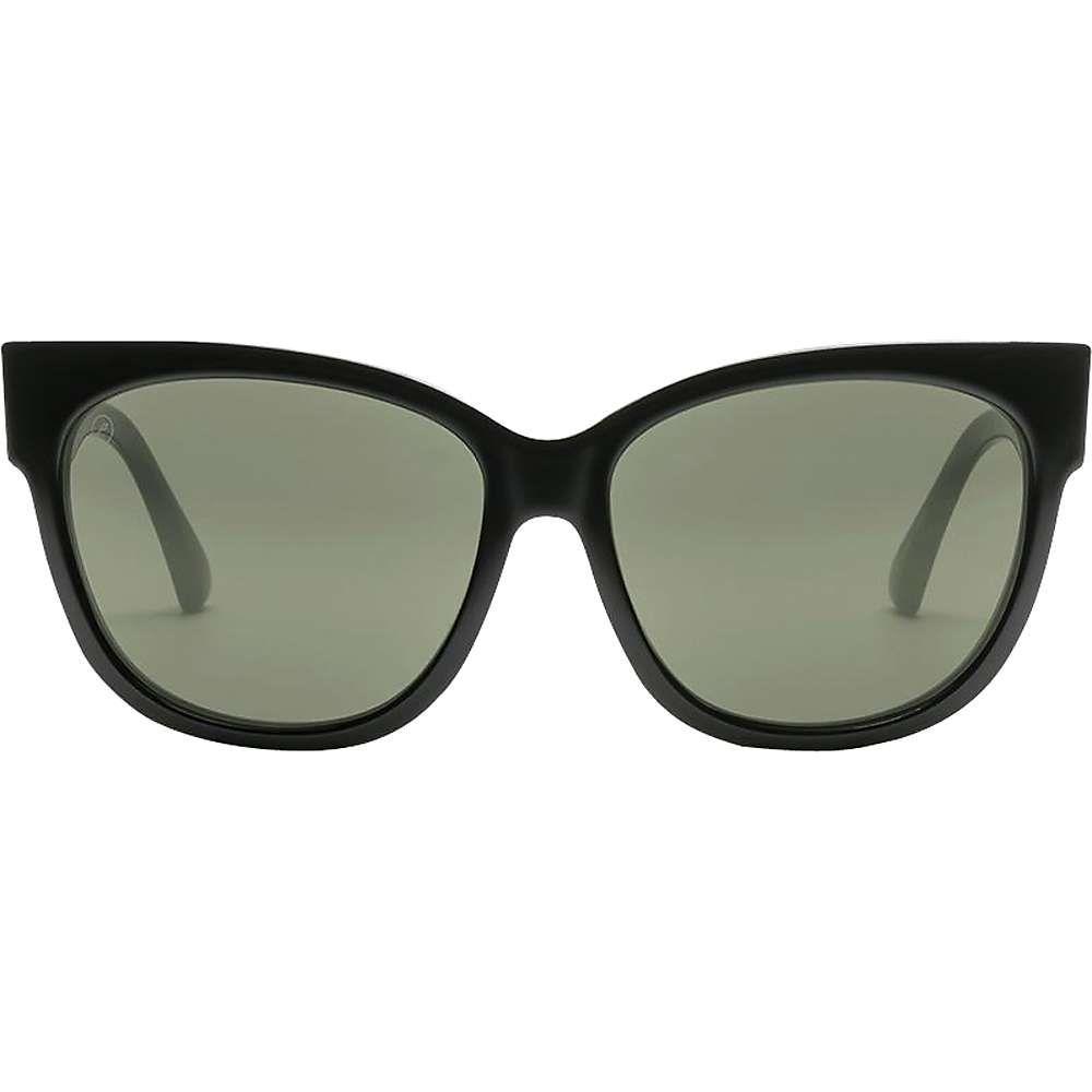 エレクトリック Electric ユニセックス メガネ・サングラス【Danger Cat Polarized Sunglasses】Gloss Black / Ohm Polarized Grey