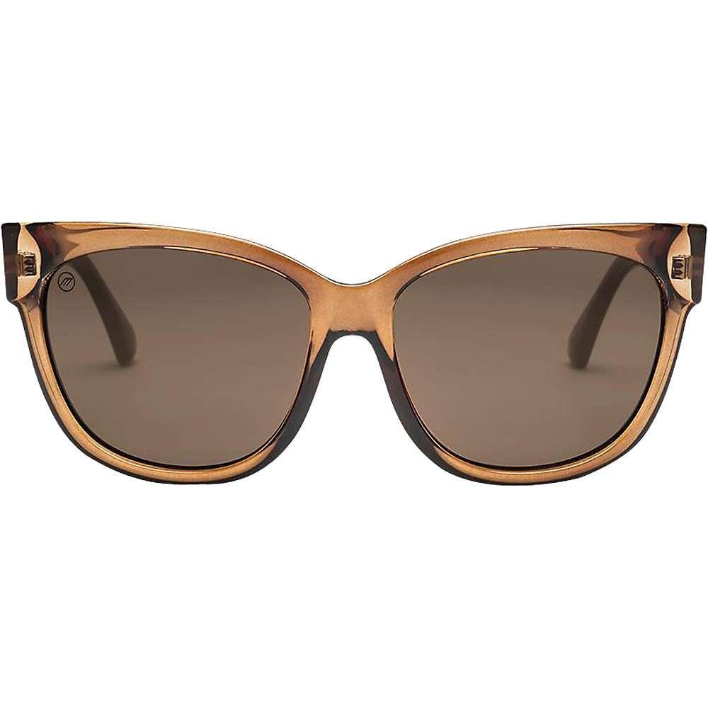 エレクトリック Electric ユニセックス メガネ・サングラス【Danger Cat Polarized Sunglasses】Gloss Mono Bronze / Ohm Polarized Bronze