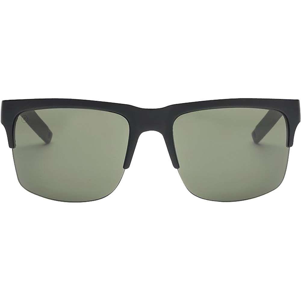 エレクトリック Electric ユニセックス メガネ・サングラス【Knoxville Pro Polarized Sunglasses】Matte Black / Ohm Polarized Grey
