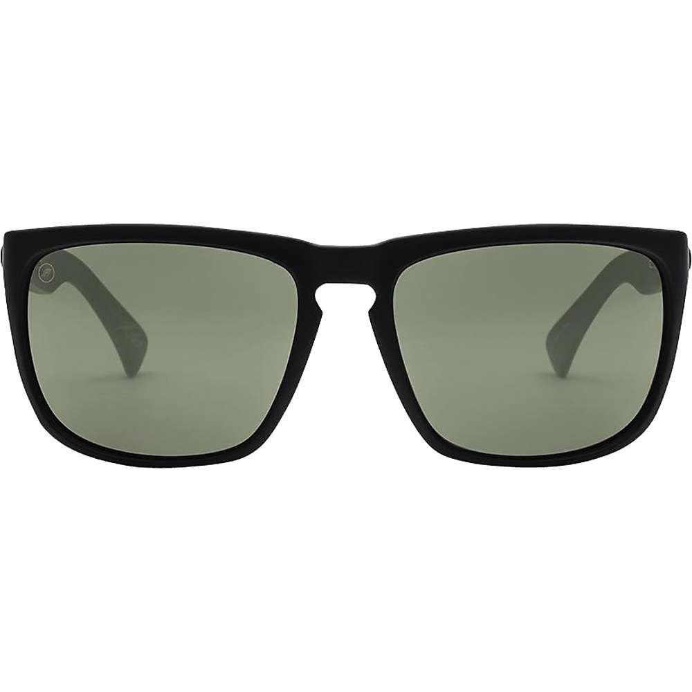 エレクトリック Electric ユニセックス メガネ・サングラス【Knoxville XL Polarized Sunglasses】Matte Black / Ohm Polarized Grey